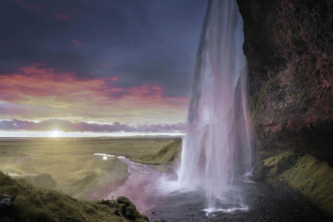 Photoshop Free Rainbow Overlay Texture Bokeh フォトショップ オーバーレイ テクスチャー 無料 フリー 虹 レインボー Chasing Miracle