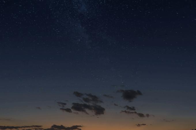 Photoshop Free Starry Sky Overlay Texture Bokeh フォトショップ オーバーレイ テクスチャー 無料 フリー 星空 スター 星 Gazing at the Moon