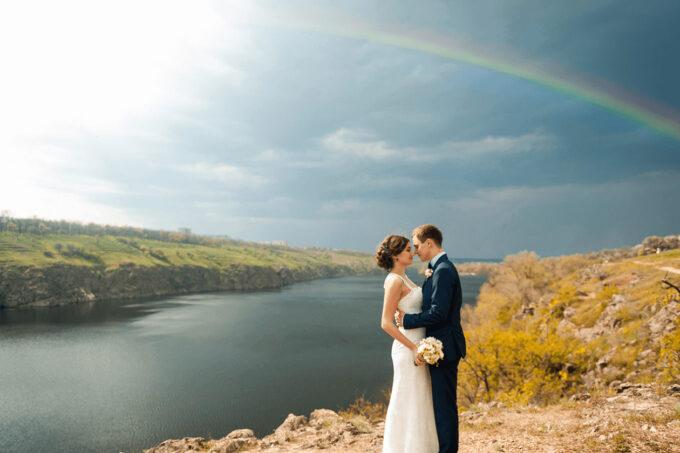 Photoshop Free Rainbow Overlay Texture Bokeh フォトショップ オーバーレイ テクスチャー 無料 フリー 虹 レインボー In the Mountains