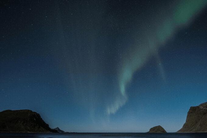 Photoshop Free Starry Sky Overlay Texture Bokeh フォトショップ オーバーレイ テクスチャー 無料 フリー 星空 スター 星 Northern Lights