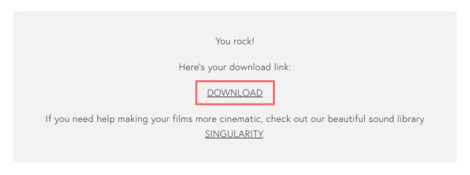 Premiere Pro FILM CRUX FREE GLITCH TRANSITIONS VOL. 1 無料 グリッチ トランジション ダウンロード メールアドレス入力