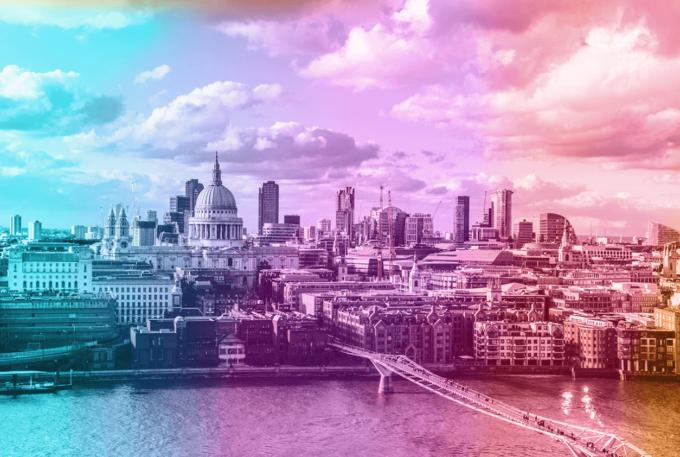 Photoshop Free Color Overlay Texture フォトショップ オーバーレイ テクスチャー 無料 フリー カラー Instagram インスタグラム Rainbow