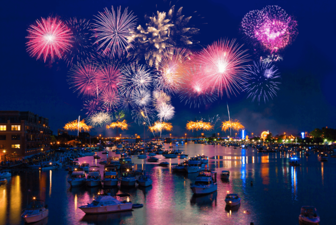 Photoshop Free Fireworks Overlay Texture フォトショップ オーバーレイ テクスチャー 無料 フリー 花火 ファイヤーワークス スパーク Amazing Pink