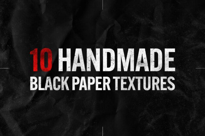 Photoshop Free Paper Overlay Texture フォトショップ オーバーレイ テクスチャー 無料 フリー 紙 ペーパー BLACK PAPER PHOTOSHOP TEXTURES