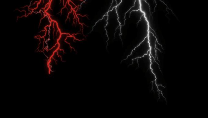 Photoshop Free Lightning Overlay Texture フォトショップ オーバーレイ テクスチャー 無料 フリー 雷 サンダー ライトニング Electrifying