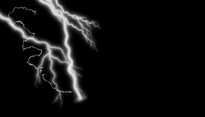 Photoshop Free Lightning Overlay Texture フォトショップ オーバーレイ テクスチャー 無料 フリー 雷 サンダー ライトニング Energy