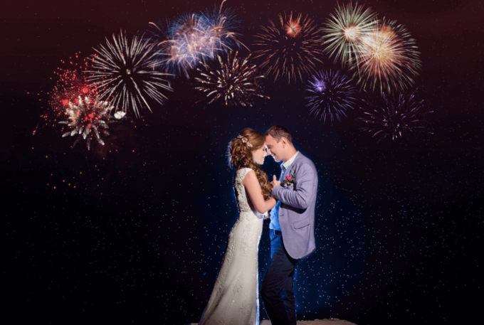 Photoshop Free Fireworks Overlay Texture フォトショップ オーバーレイ テクスチャー 無料 フリー 花火 ファイヤーワークス スパーク Shining Miracle