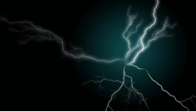 Photoshop Free Lightning Overlay Texture フォトショップ オーバーレイ テクスチャー 無料 フリー 雷 サンダー ライトニング Storm