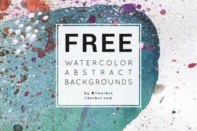 Photoshop Free Paint Ink Overlay Texture Bokeh フォトショップ オーバーレイ テクスチャー 無料 フリー 絵の具 ペンキ インク ペイント Free Watercolor Abstract Background
