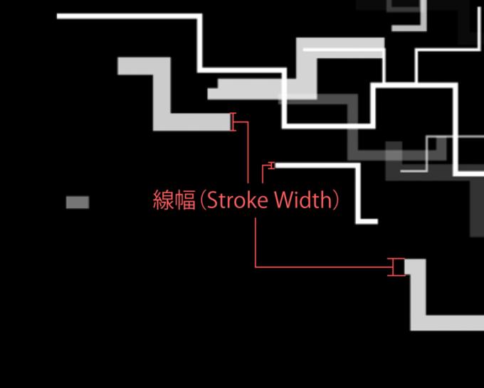 Adobe After Effects Utility BOX Shapes 1 ツール 操作 方法 Stroke Width
