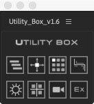 Adobe After Effects Utility BOX 無料 インストール ツール パネル