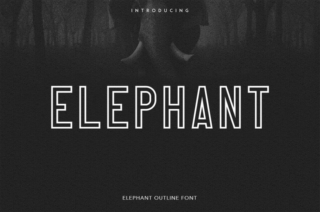 Free Font Neon 無料 フリー おすすめ フォント 追加 ネオン Elephant Font
