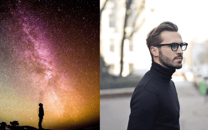 Adobe Photoshop Free Action Material フリー アクション 素材 合成 2つの画像 写真 組み合わせ かっこいい 3 Colors