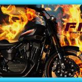 Adobe Photoshop Free Action Material 無料 フリー アクション 素材 お洒落 かっこいい 炎 ファイヤー