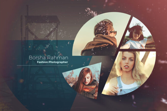 Adobe Photoshop Free Action Material フリー アクション 素材  ユニーク お洒落 かっこいい Free Abstract Photo Collage Effects