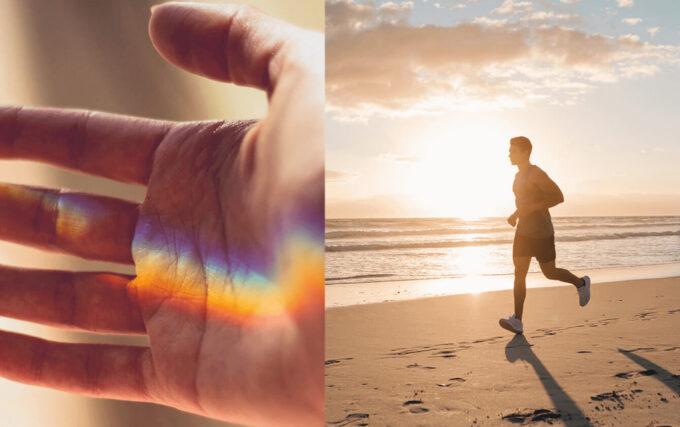 Adobe Photoshop Free Action Material フリー アクション 素材 合成 2つの画像 写真 組み合わせ かっこいい Gradient