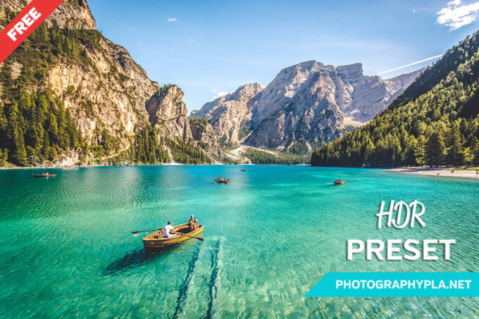 Adobe Lightroom Free Preset .xmp .lrtemplate 無料 フリー ハイダイナミックレンジ Free HDR Lightroom Preset