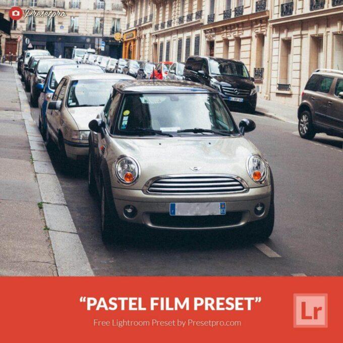 Adobe Lightroom Free Preset .xmp .lrtemplate 無料 フリー パステル エモい Free Lightroom Preset Pastel Film