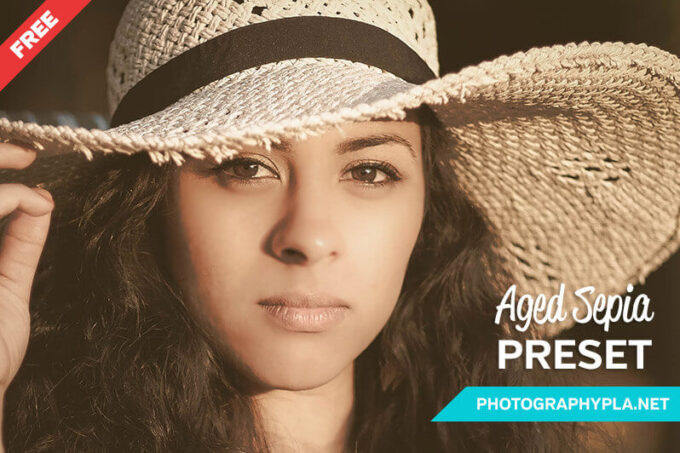 Adobe Lightroom Free Preset Pack .xmp .lrtemplate sepia 無料 フリー セピア Free Vintage Film Lightroom Preset