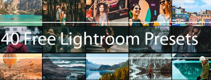 Adobe Lightroom Free Preset .xmp .lrtemplate Matte 無料 フリー Instagram インスタグラム フィルター パック