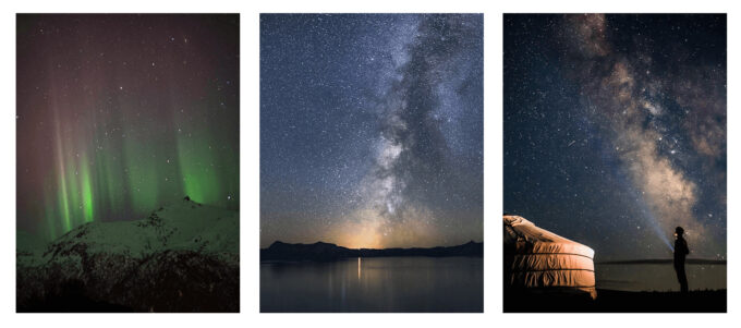 Adobe Lightroom Free Preset .xmp .lrtemplate 無料 フリー 星空 天体 アストログラフィー FREE Lightroom Presets for Astrophotography