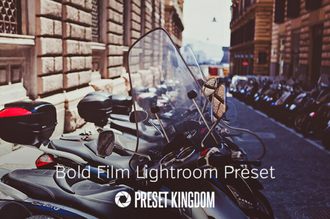 Adobe Lightroom Free Preset .xmp .lrtemplate 無料 フリー フィルム レトロ Free Bold Film Lightroom Preset