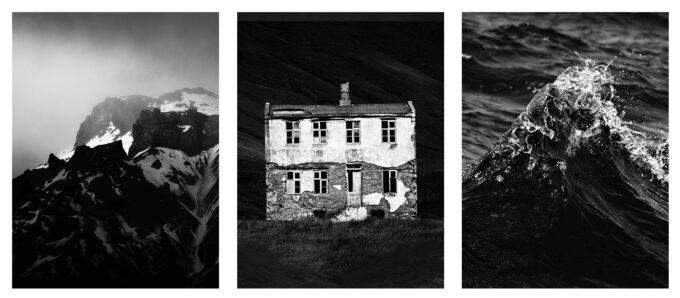 Adobe Lightroom Free Preset .xmp .lrtemplate 無料 フリー モノトーン モノクローム モノクロ 白黒 FREE Lightroom Presets for Black & White Landscapes