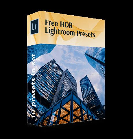 Adobe Lightroom Free Preset .xmp .lrtemplate 無料 フリー ハイダイナミックレンジ Free HDR Lightroom Presets