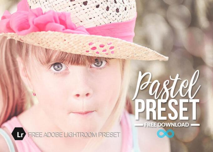 Adobe Lightroom Free Preset .xmp .lrtemplate Pastel 無料 フリー パステル Free Pastel Lightroom Preset