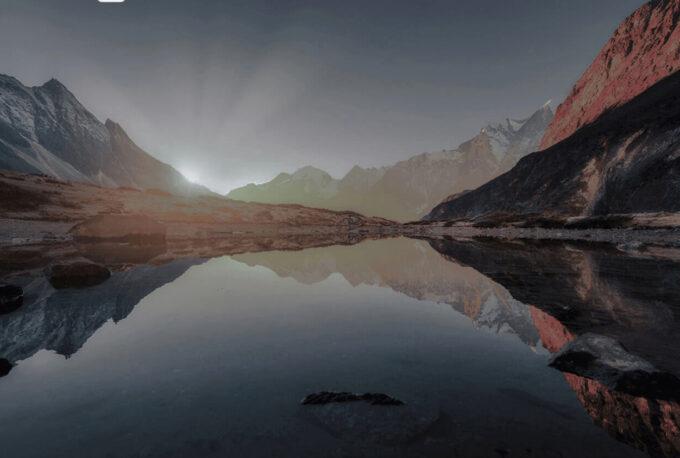 Adobe Lightroom Free Preset Landscape .xmp .lrtemplate 無料 フリー ランドスケープ 風景 景色 GoPro Travel
