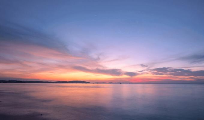 Adobe Lightroom Free Preset Landscape .xmp .l 無料 フリー サンライズ Sunrise Cool Light