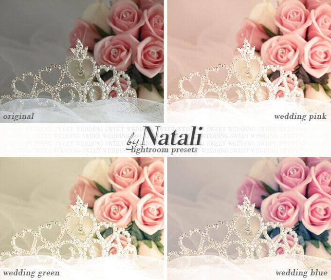 Adobe Lightroom Free Preset .xmp .lrtemplate 無料 フリー ウェディング 結婚式 綺麗 Sweet Wedding Lightroom Preset