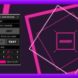 After Effects Free Script BOXED 無料 フリー スクリプト 使い方 機能 ダウンロード インストール テキストボックス