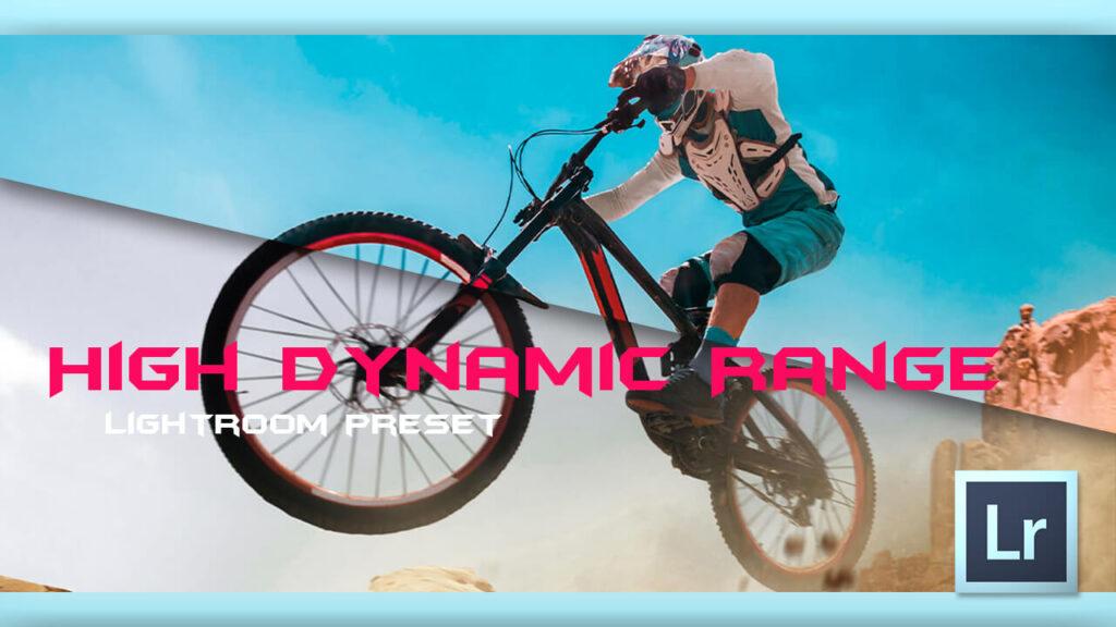 Adobe Lightroom Free Preset HDR .xmp .lrtemplate 無料 フリー ハイダイナミックレンジ