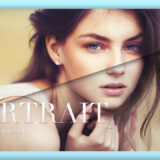 Adobe Lightroom Free Preset Portrait .xmp .lrtemplate 無料 フリー エモい ポートレイト
