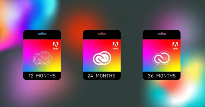Adobe Creative Cloud コンプリートプラン 期間 安い