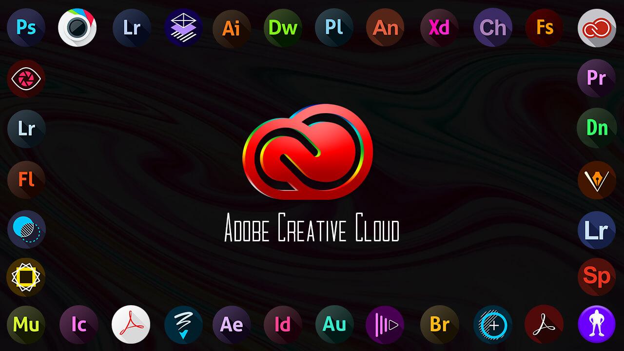 Adobe Creative Cloud アカデミック版 アプリ一覧