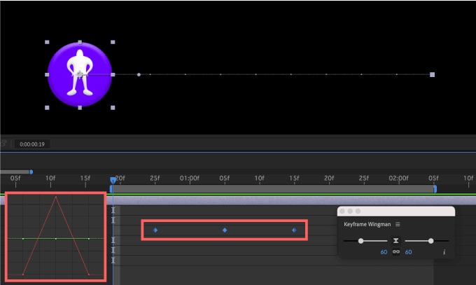 Adobe CC After Effects Animation Composer Starter Sounds 無料 機能 解説 Tools Keyframe Wingman キーフレーム 選択