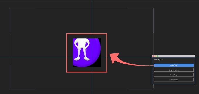 Adobe CC After Effects Auto Crop 機能 使い方 解説 Preferences 環境設定 Expand