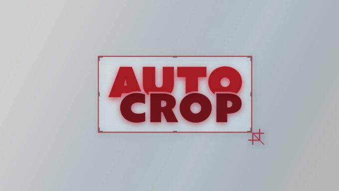 Adobe CC After Effects Auto Crop 機能 使い方 解説 ダウンロード インストール 方法