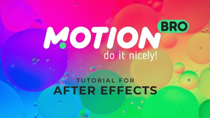 Adobe CC After Effects Toko Graphics 使い方 解説 買い方 購入 方法 Motion Bro インストール