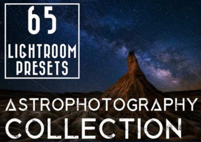 Adobe Lightroom Free Preset .xmp .lrtemplate 無料  星空 フリー Astrophotography Lightroom Presets Free Download