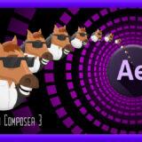 Adobe CC After Effects 無料 プラグイン Animation Composer 無料 プラグイン ダウンロード インストール 方法 解説