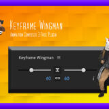 Adobe CC After Effects Animation Composer Starter Sounds 無料 プラグイン 機能 解説 Tools Keyframe Wingman