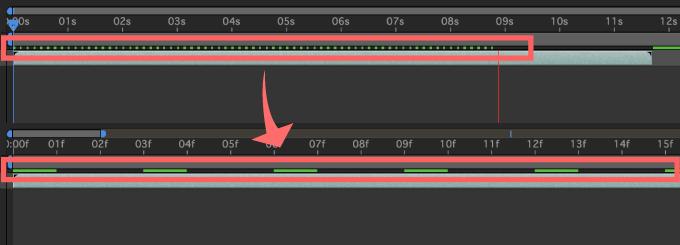 Adobe CC After Effects 容量 軽く サクサク 動く 方法  プレビュー機能 設定 fps スキップ